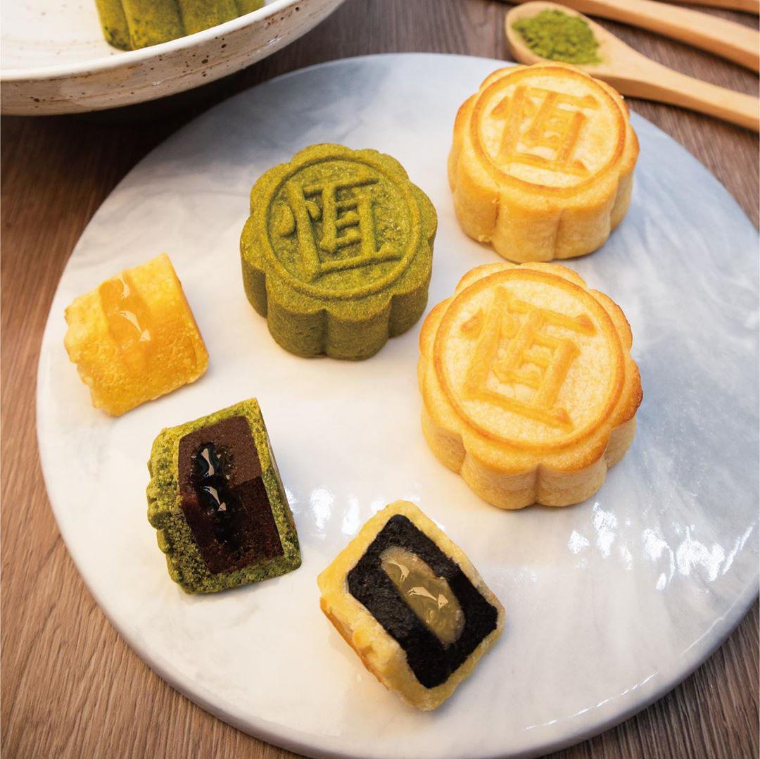 Hang heung bakery - molten lava cake