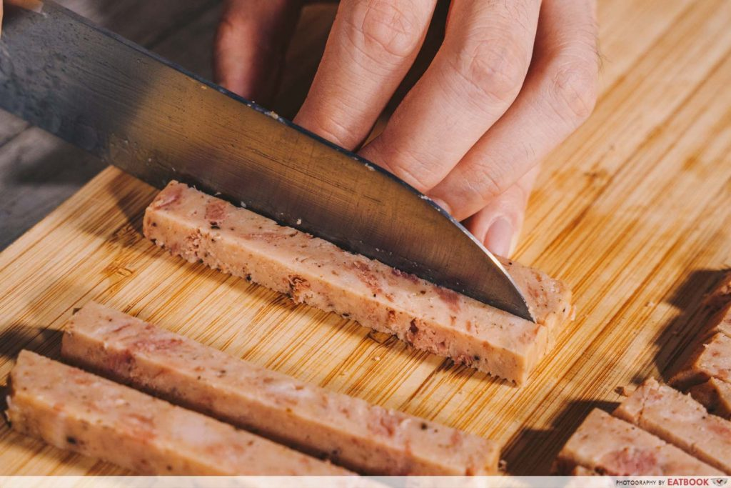 Luncheon Meat Recipes luncheon meat strips