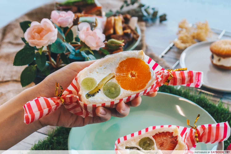 Moe Moe Orange Blossom