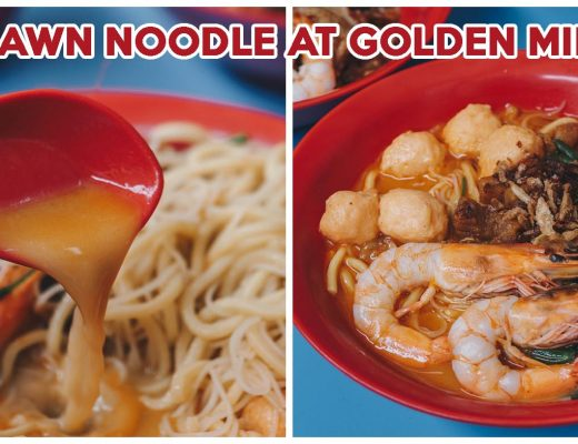One Prawn Noodle
