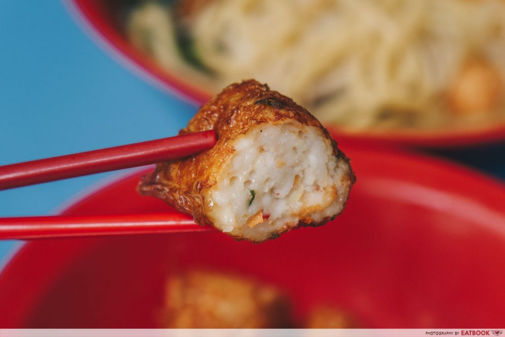 One Prawn Noodle ngoh hiang