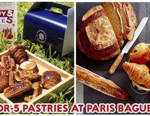 Paris Baguette 5-for-5 - feature image