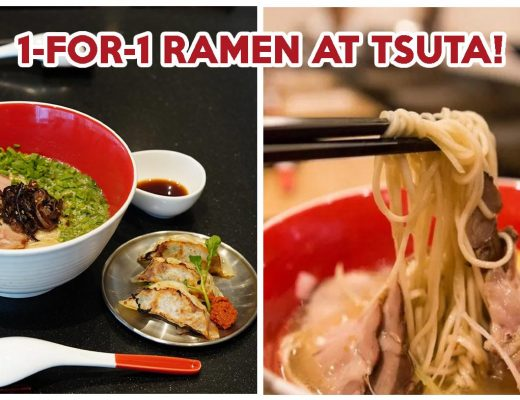 Tsuta 1-For-1 Ramen - feature image
