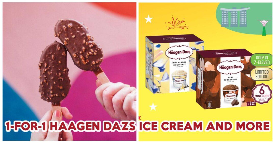 7 Eleven Haagen Dazs - feature image