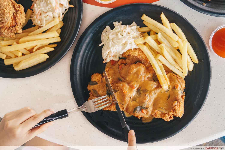 Chicken Box - 24K golden crispy chicken