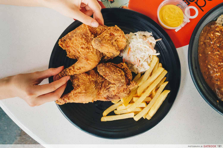 Chicken Box - spring chicken