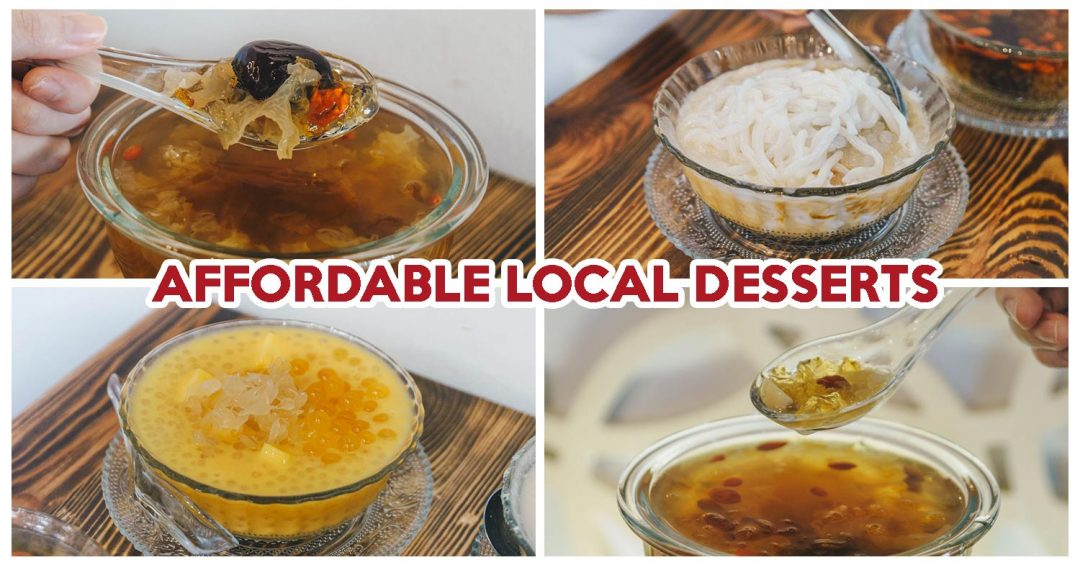 Chowzan Dessert feature image
