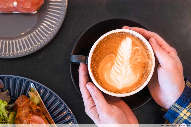 urban table cafe singapore coffee