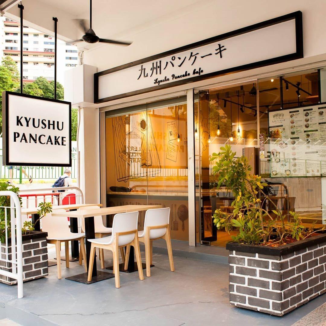 Kyushu Pancake New Outlet