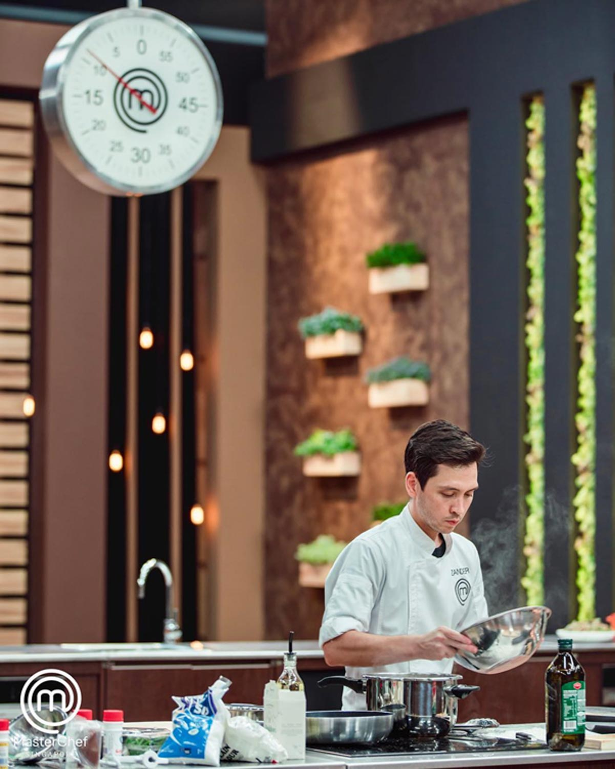 MasterChef Season Two - participant during competition
