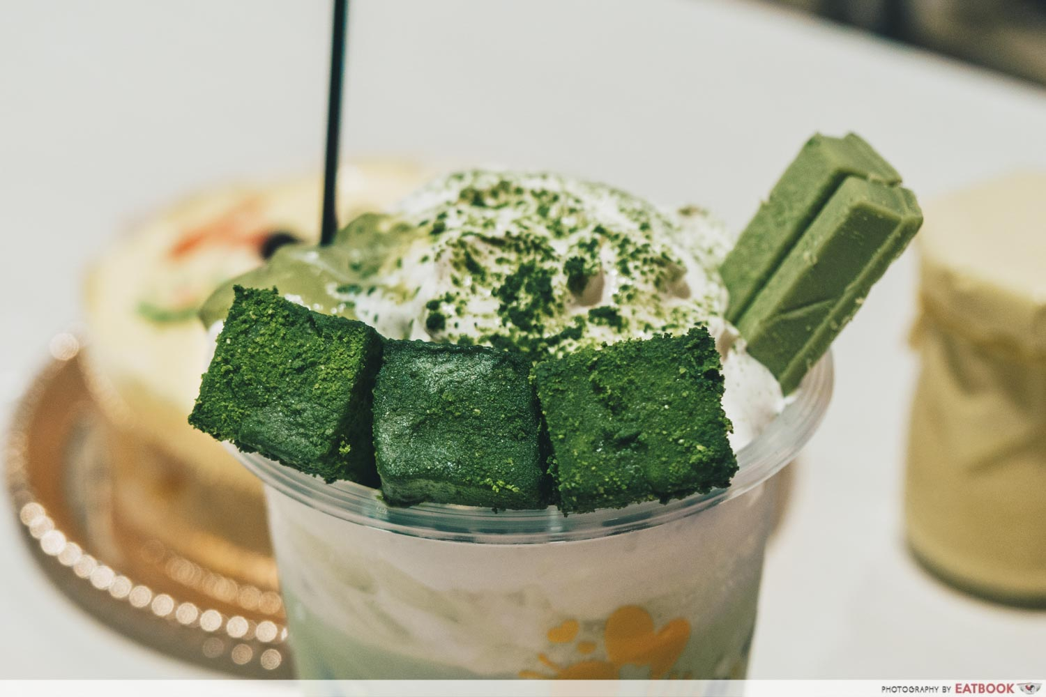 Matcha Lovers Topping
