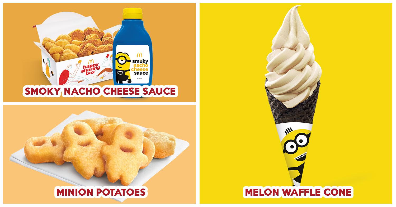 McDonald's Minion Cover Image