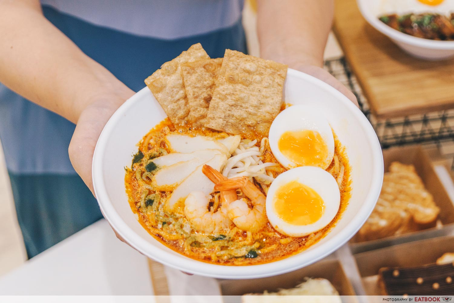 Butter Bean Laksa Love