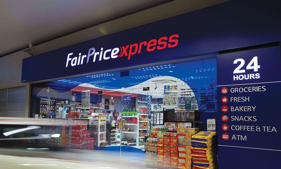 NTUC Fairprice Xpress