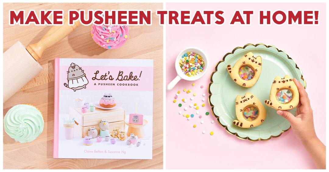 Pusheen Cookbook