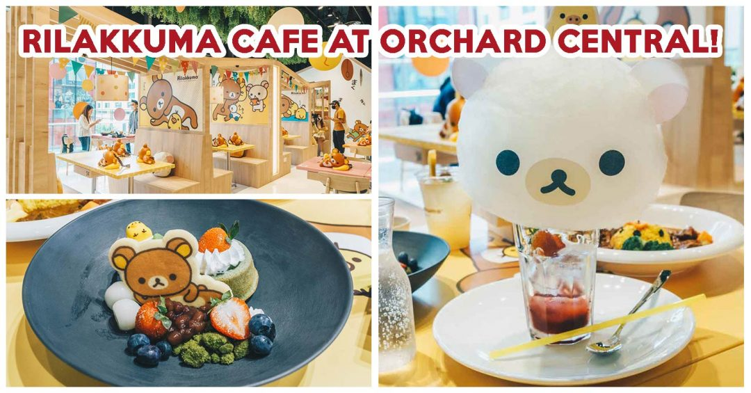 Rilakkuma Cafe Feature Image