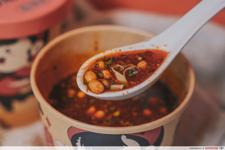 best suan la fen - chen cun soup