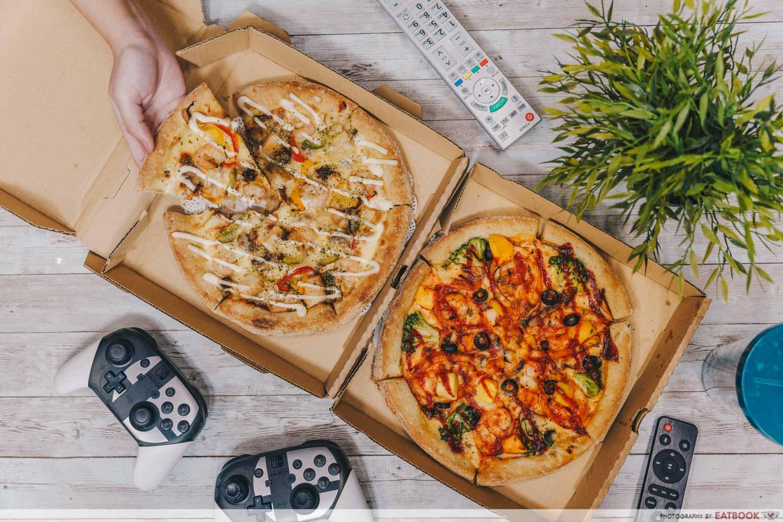 capita3eats - pizza maru
