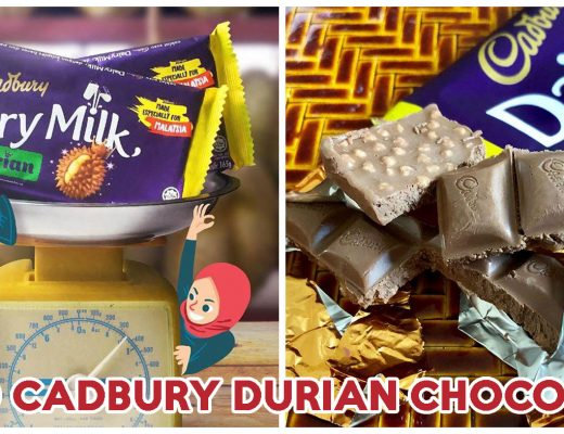 Cadbury Durian