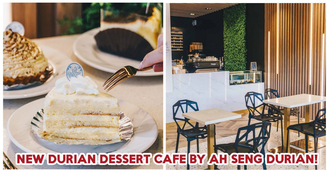 Durian Lab Cafe - feature image