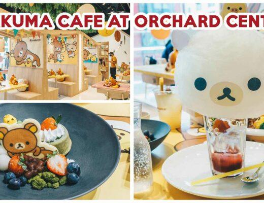 Rilakkuma Cafe Feature Image