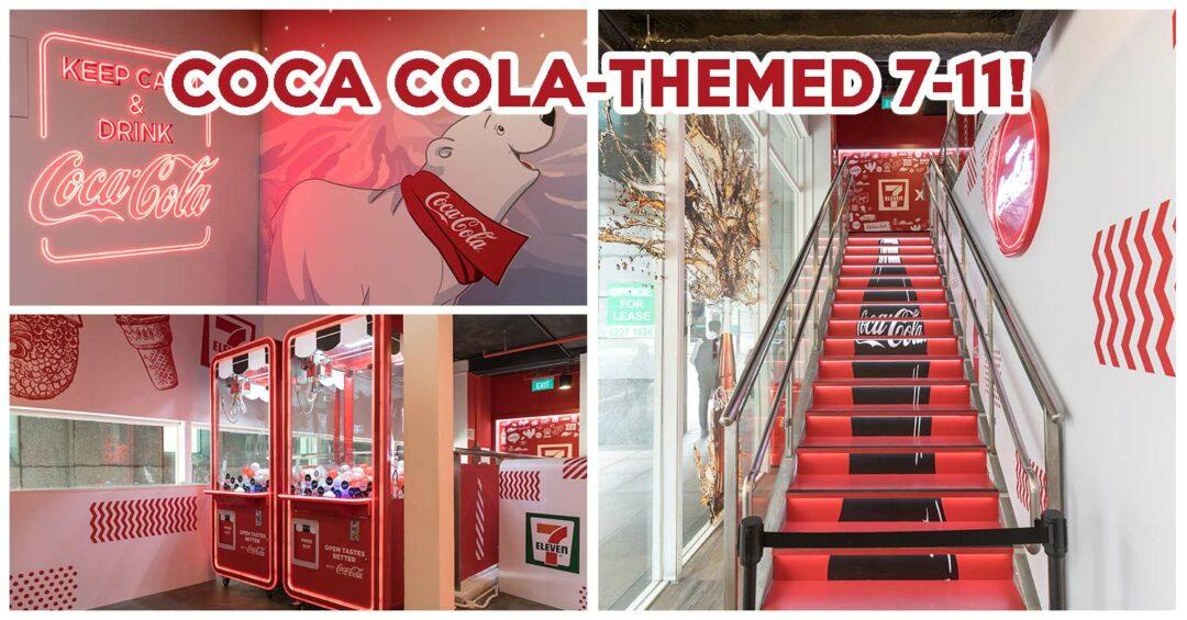 7-Eleven X Coca-Cola Feature