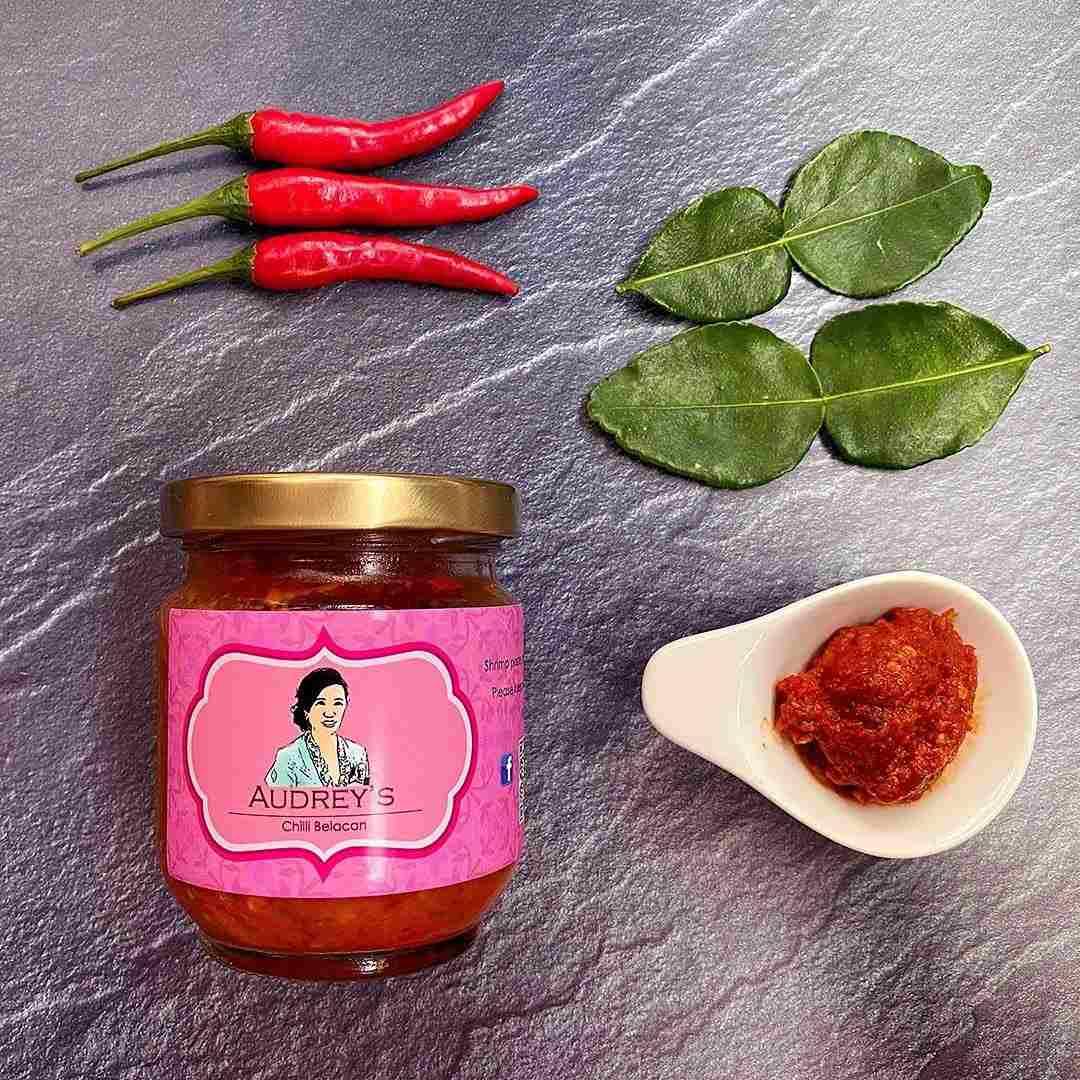 Audrey's Chilli