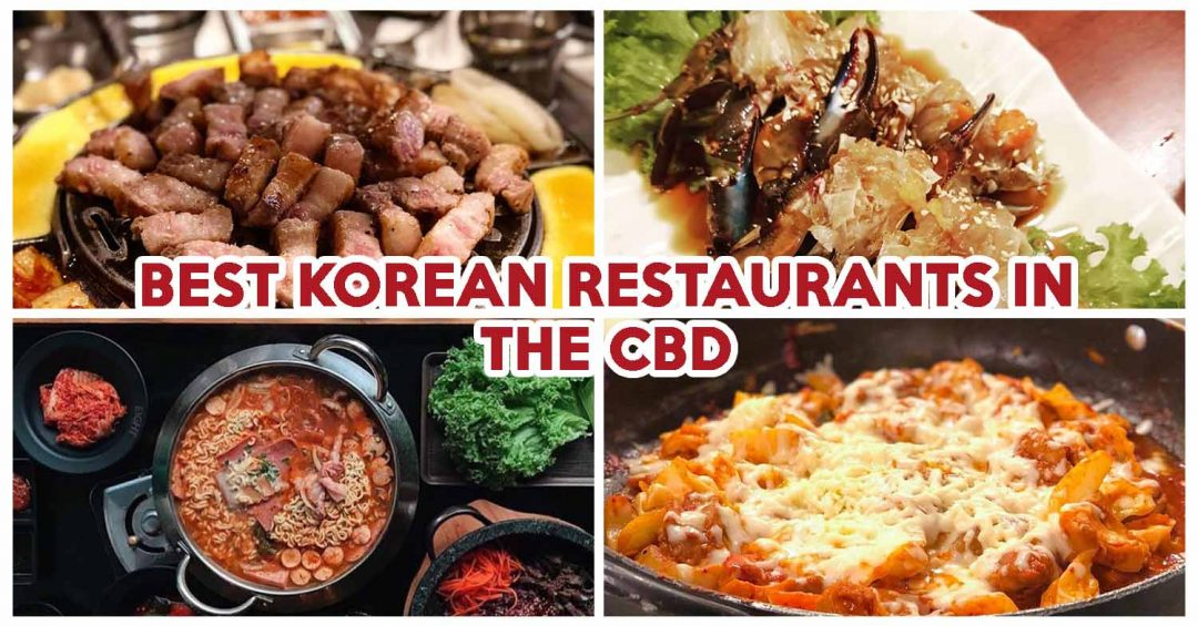 best korean restaurants in tanjong pagar