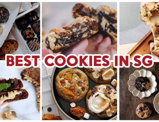 BEST cookies in singapore