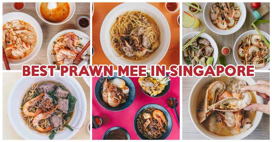Best Prawn Mee