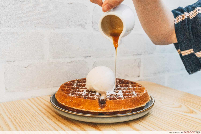 Bloom Artisan - waffles