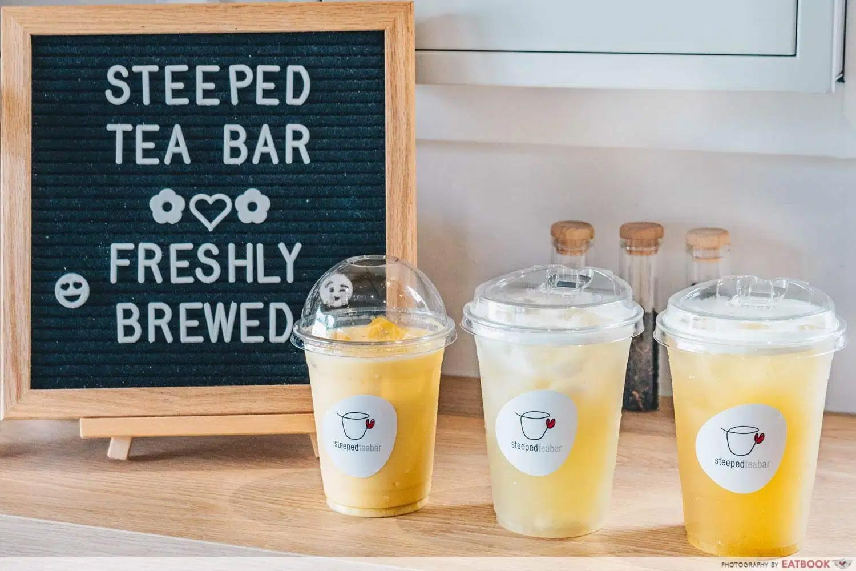 ChopeDeals Birthday Flash Sale - steeped tea bar