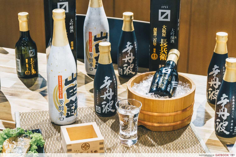 sake singapore