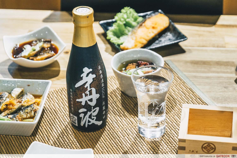 sake in singapore