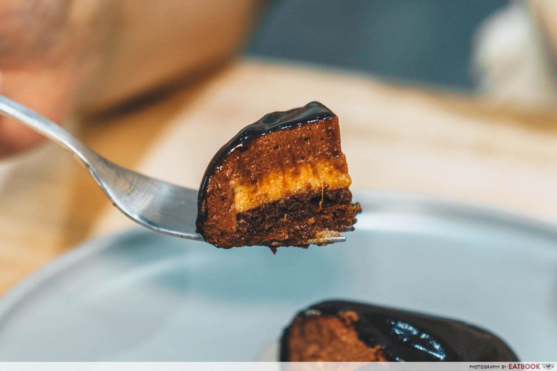 Dolc Patisserie - Bananier slice