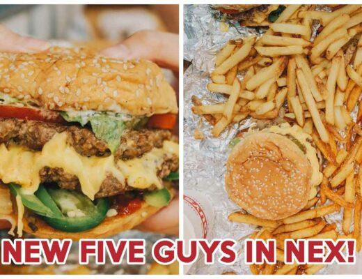 Five Guys NEX
