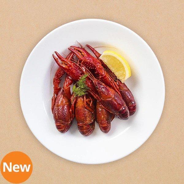 IKEA Crayfish in Dill Brine