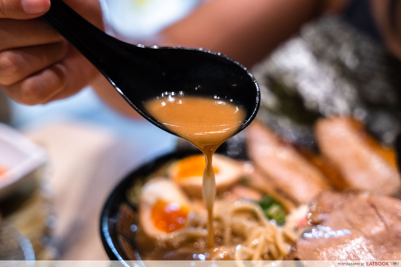 Keisuke Niku King - Soup
