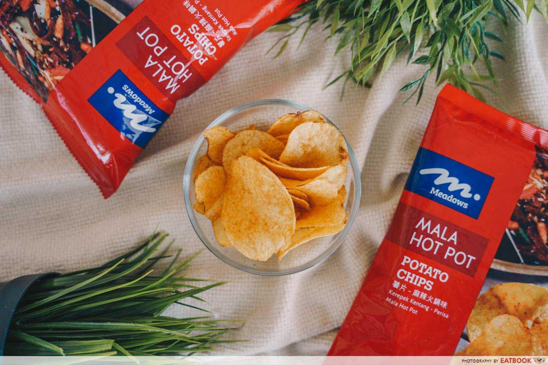 Meadows - mala chips