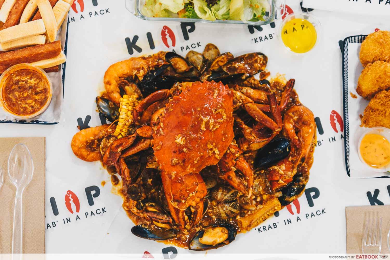 KIAP seafood