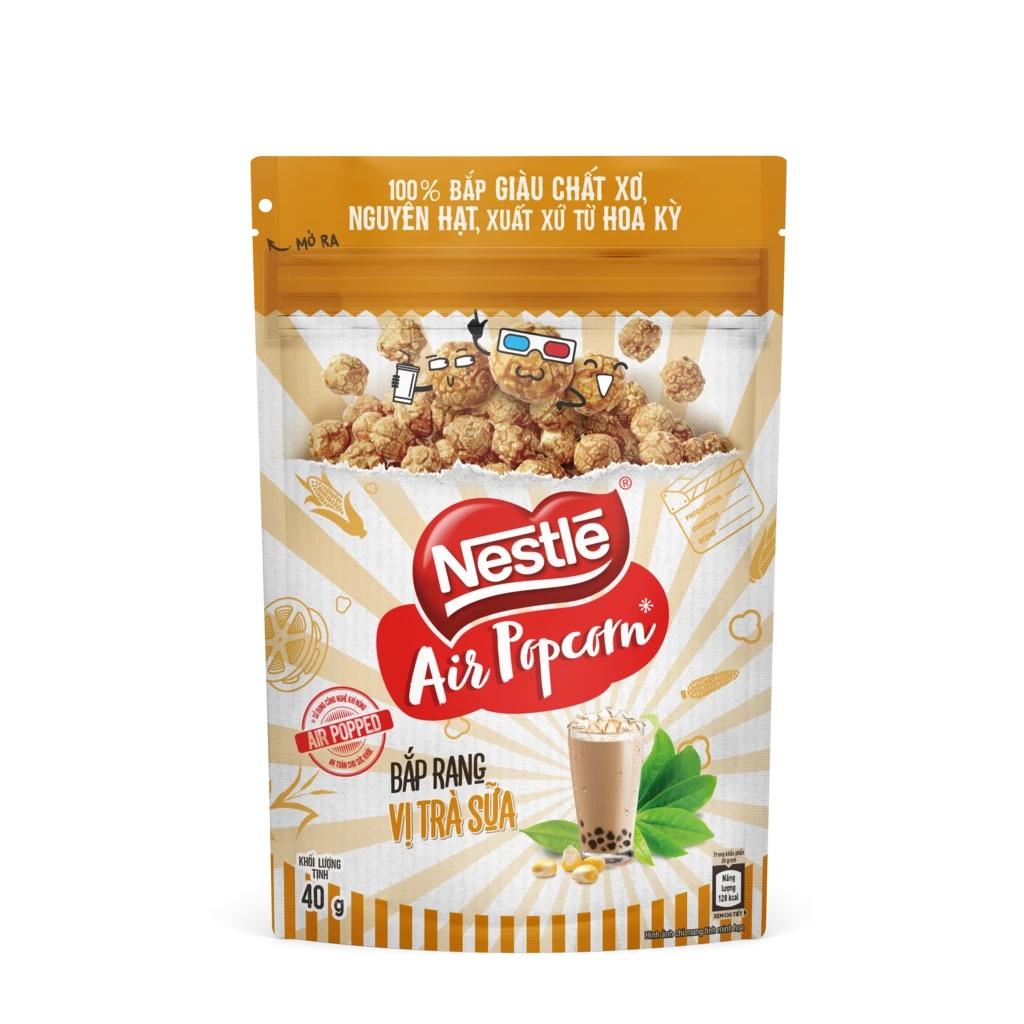 Milk Tea Air Popcorn
