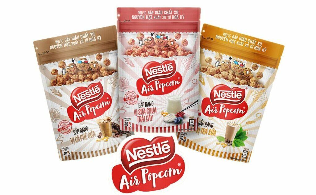 Nestle Air Popcorn