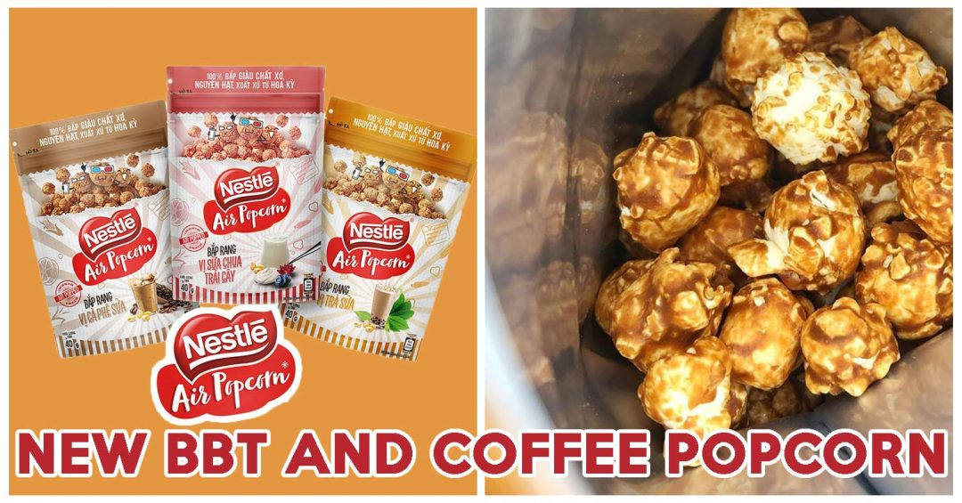Nestle Air Popcorn Feature