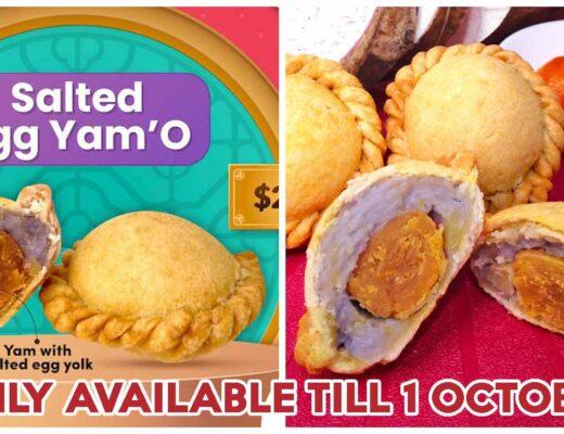 OCK salted egg yam