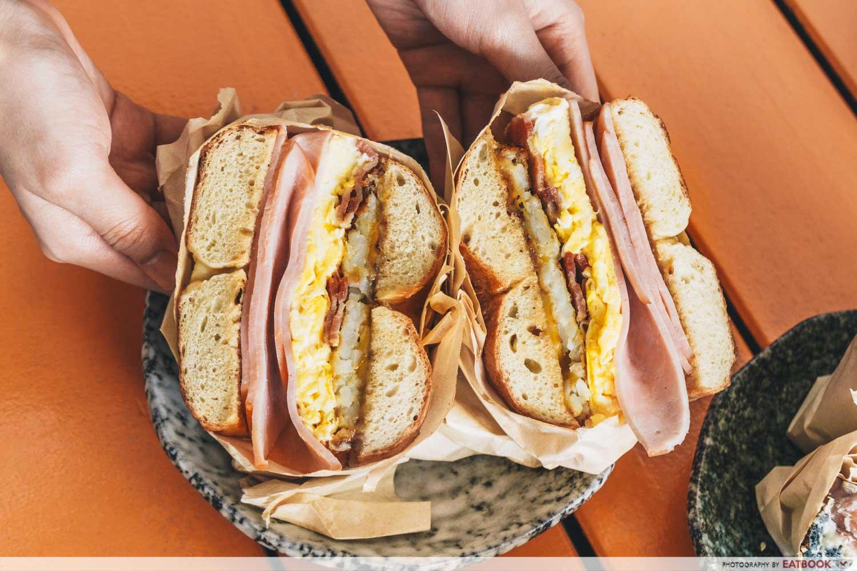 Onalu - the big breakfast