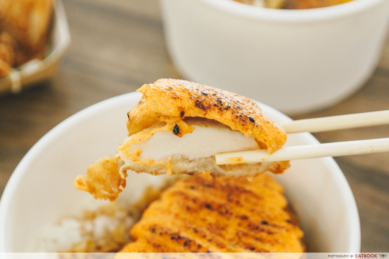 Mentai-Ya spicy chicken mentai