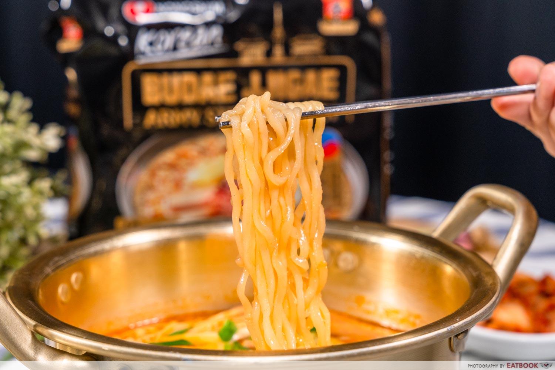 Ramyeon Noodles
