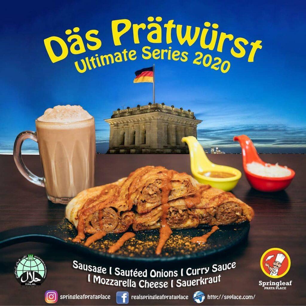 Springleaf Dat Pratwurst