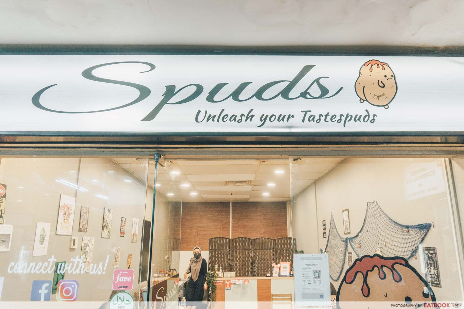 Spuds Store