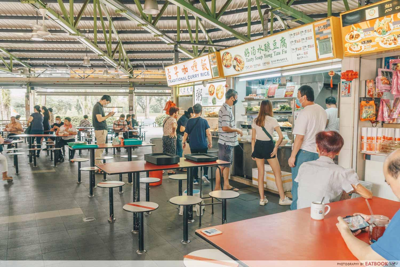 Tasty Soup Yong Tau Fu Ambience